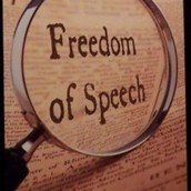 first amendment-freedom of speech