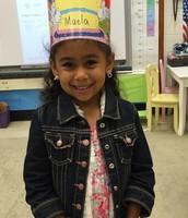 Happy Birthday, Maela!