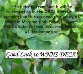 Good Luck DECA!