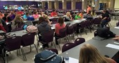 FFA Meeting in the Commons