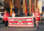 Williamsburg High School Band