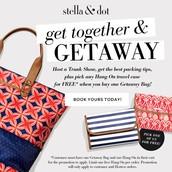 Free Hang on with Getaway Bag!