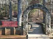 The Appalachian Mountian trail