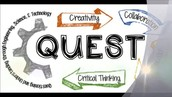 We're proud of our new program-'Quest'