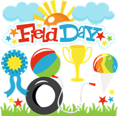 Field Day--Tuesday, May 17, 12-2