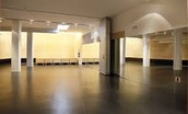 Sala de eventos.