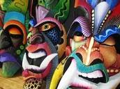 Las mascaras
