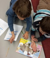 Reading informational texts