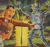 Where did the term 'Robot' come from?