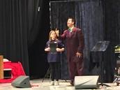 Magician Entertains at Skippack
