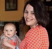 Ms. Burkhart & son, Spencer