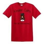 Kinder Colt T-shirt
