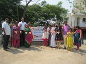 Hand Washing Day, Pune