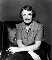 Ayn Rand in 1957