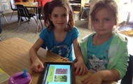 Keynote on Plants with Pictures they Took - 1st Grade