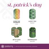 St. Patrick's Day Wraps
