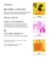 NEW STYLIST SIGN UP SPECIAL!
