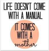 The Month of MOMS!