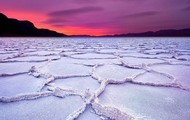 Badwater in Death Valley