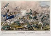 1846- US declares war on Mexico