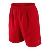 Cortos Pantalones Rojo para Hombres Nike