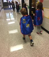 Look out!  Here comes the Super Reader!