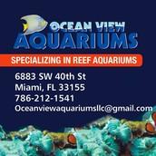 Ocean View Aquariums