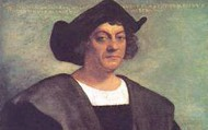 The honorable Christopher Columbus!