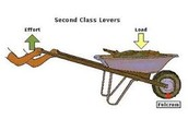 What is a 2nd class lever.