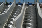 The Archimedes screw advanced