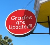 Grades updated from March 10 assignment due date.