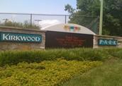 Walking field trip to Kirkwood Park