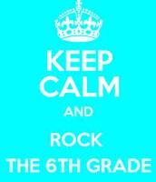 6th Grade Tutorials