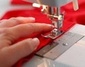 Using Sewing machines