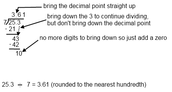Do you know how to divide decimals?...