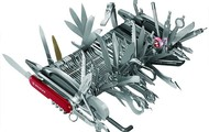 Christopher's Swiss Army Knife