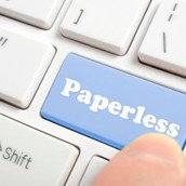 Increasing Student Collaboration By Going Paperless