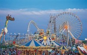 Exciting Amusement Park is waiting for you !