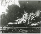 bombed battleships