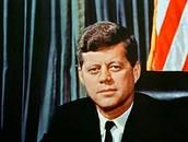 John F Kennedy is a good president.