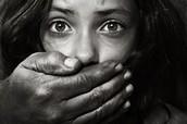 Women used as slaves