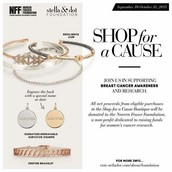 Shop for a Cause with Stella & Dot