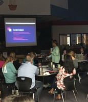 ePortfolios with the OSE staff!