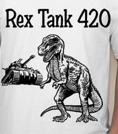 Introducing! Rex Tank Model 420