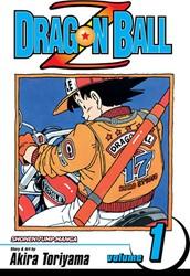 His first DB Manga (Book Talk/summary)