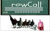 Row Call