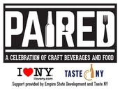 PAIRED ~ Craft Beverage & Food