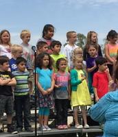 Kinder Singing!