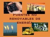 No renovables