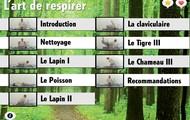 About L'art de respirer  - tutoriel vidéo : exercices de respiration Pranayama Yoga et Méthode Lonchant -  coach pour débutant ou confirmé - en Français